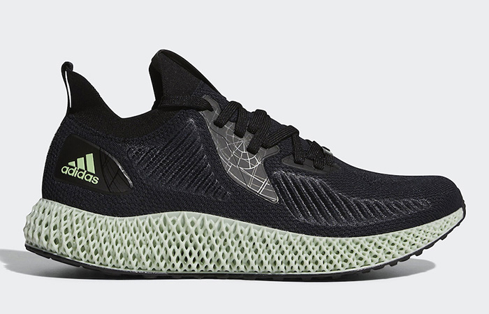 Star Wars adidas Alphaedge 4D Death Star Black FV4685 03