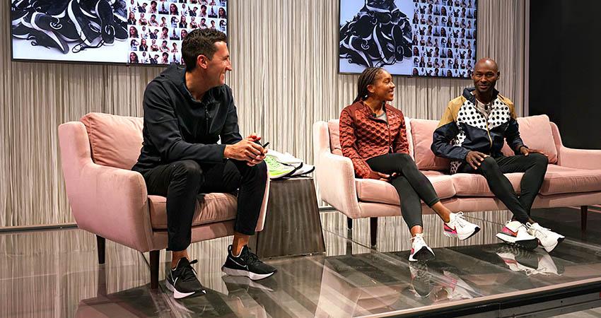 The New Nike React Infinity Run Determines To Decrease Injury 01