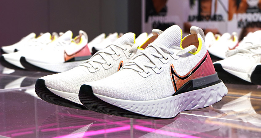 The New Nike React Infinity Run Determines To Decrease Injury 02