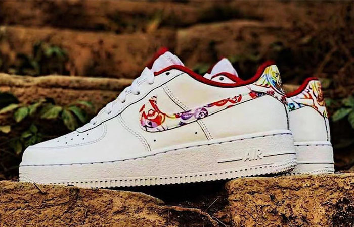 The Nike Air Force 1 'Chinese New Year 2020' Releases To Celebrate 2020 ft