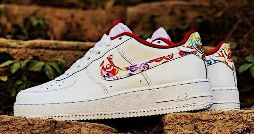 The Nike Air Force 1 Chinese New Year 2020 Releases To