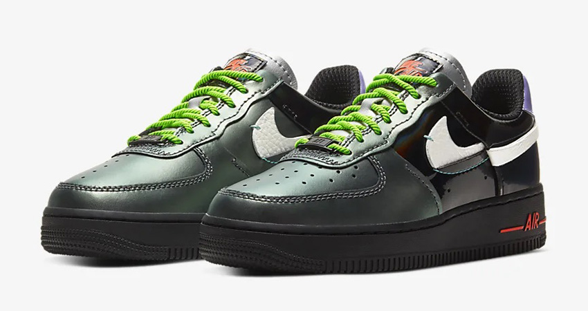 The Nike Air Force 1 07 LX Metallic Silver Is A Must Cop For This Winter! 01
