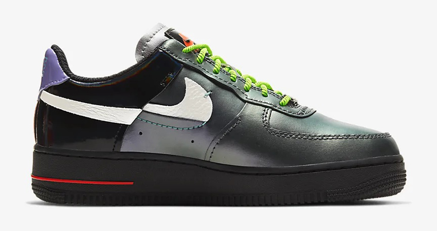 The Nike Air Force 1 07 LX Metallic Silver Is A Must Cop For This Winter! 02