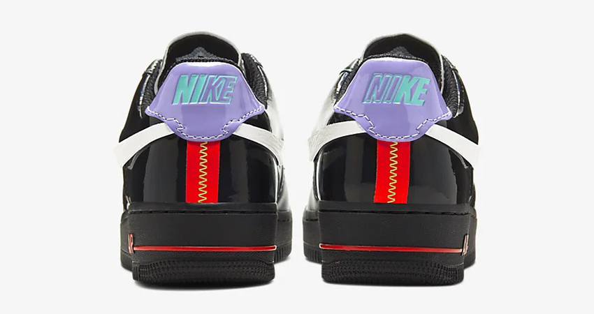 The Nike Air Force 1 07 LX Metallic Silver Is A Must Cop For This Winter! 04
