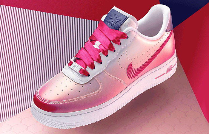 """The Nike Air Force 1 Low """"Kay Yow"""" Releases For Cancer Charity ft"""