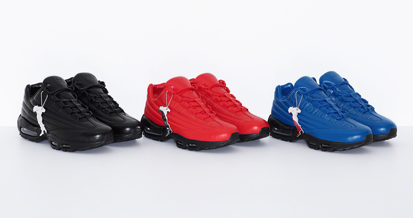 The Supreme Nike Air Max 95 Lux Release Date Is So Closer! 01