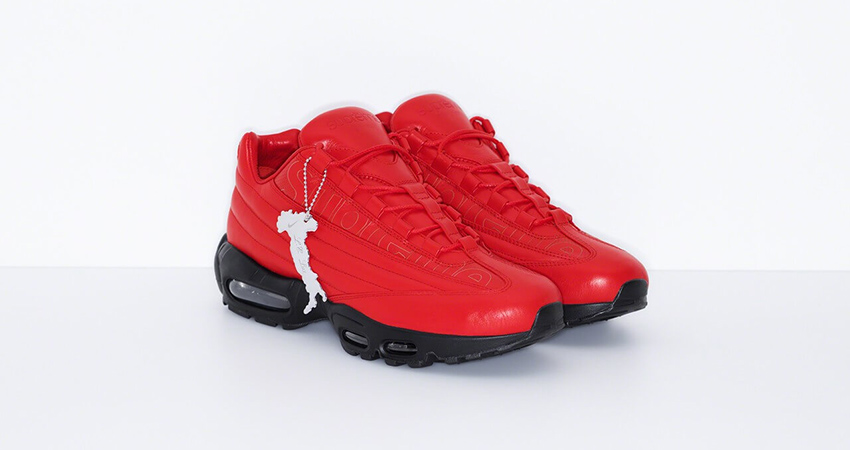 The Supreme Nike Air Max 95 Lux Release Date Is So Closer! 03