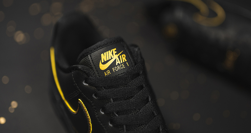 You Can Not Deny The Beauty Of Nike Air Force 1 Essential Gold Pack Has! 05