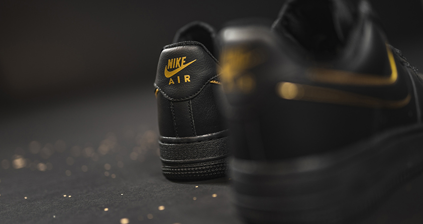 You Can Not Deny The Beauty Of Nike Air Force 1 Essential Gold Pack Has! 06
