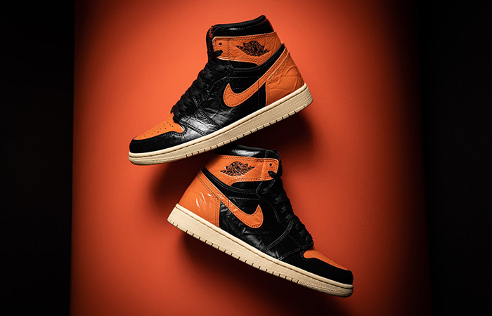 You Must Cop One Pair Of The Nike Jordan 1 Low Shattered Backboard Before Stocking Out ft