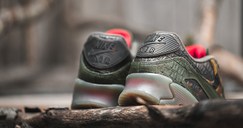 Your Best Look At The Nike Air Max 90 Camo Khaki 02