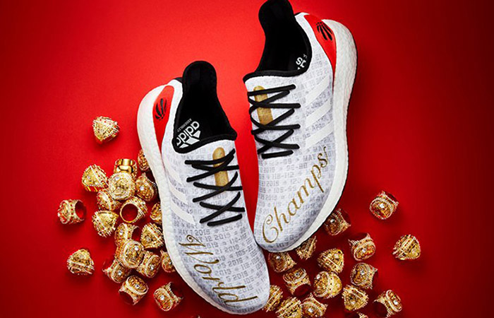 adidas AM4 World Champs Designed To Celebrate The Toronto Raptors' First Championship ft