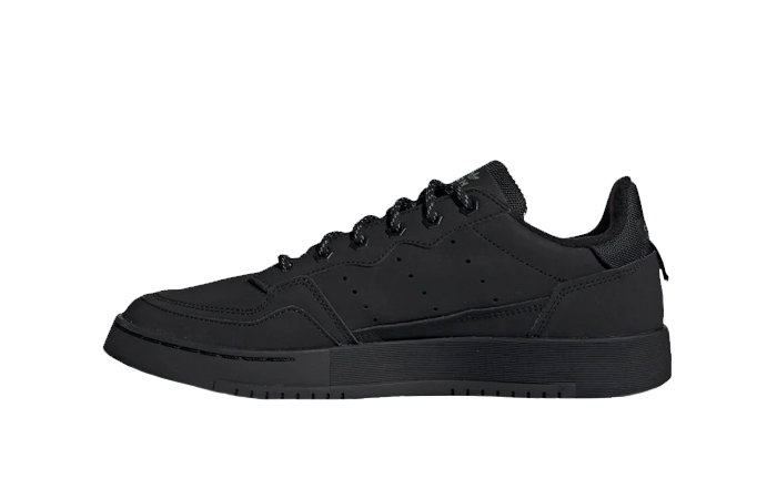 adidas Supercourt Core Black FV4658 01