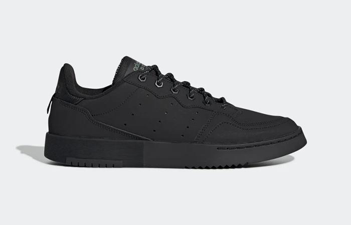 adidas Supercourt Core Black FV4658 03