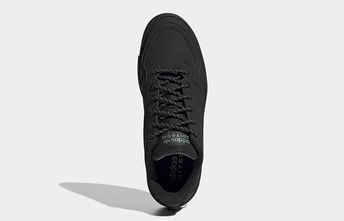 adidas Supercourt Core Black FV4658 04