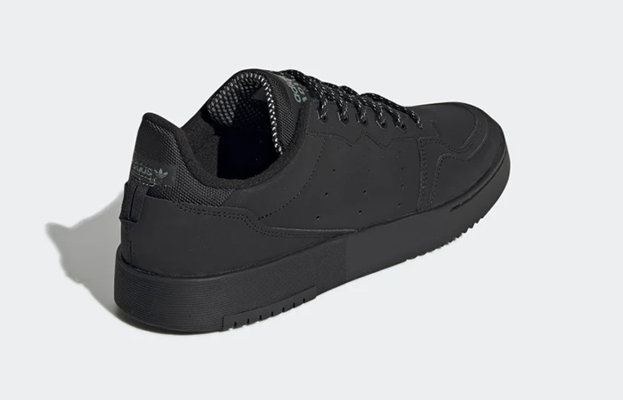 adidas Supercourt Core Black FV4658 05