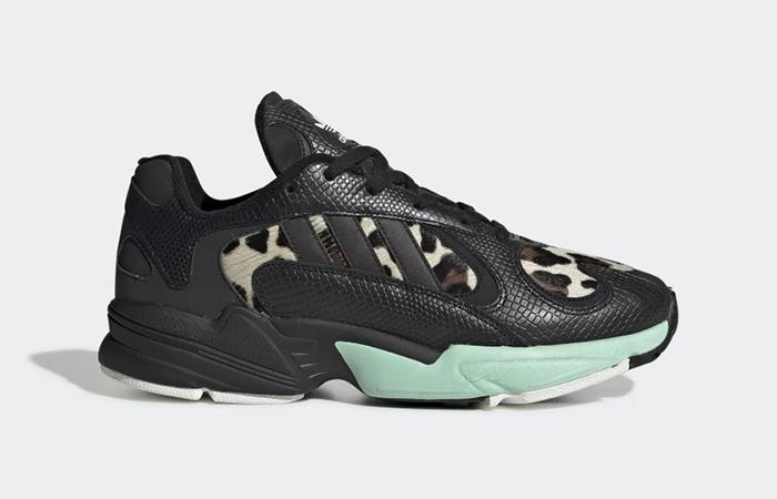 adidas Yung-1 Mint Black FV6448 03
