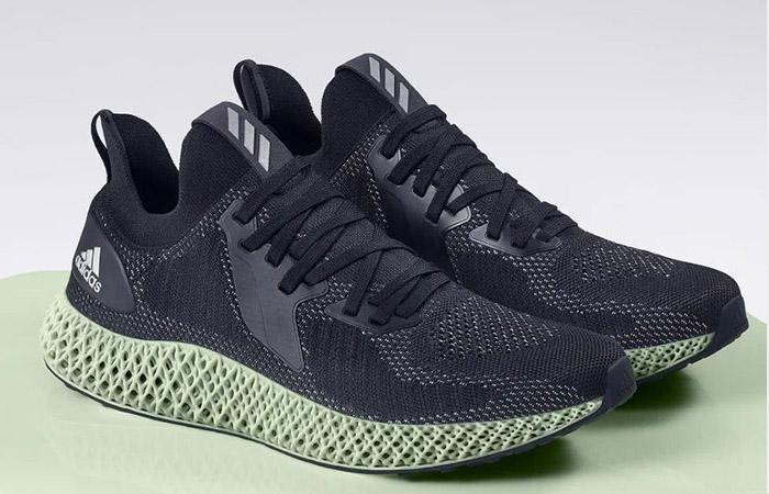 adidas alphaedge 4D Parley Black Mint FV4686 02