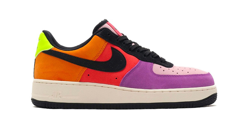 atmos And Nike Teamed Up For The Air Force 1 POP THE STREET 01
