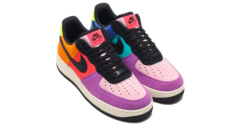 atmos And Nike Teamed Up For The Air Force 1 POP THE STREET 02