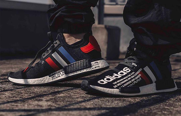 atmos Making Another Collaboration With adidas NMD R1 To Give OG A New Look ft