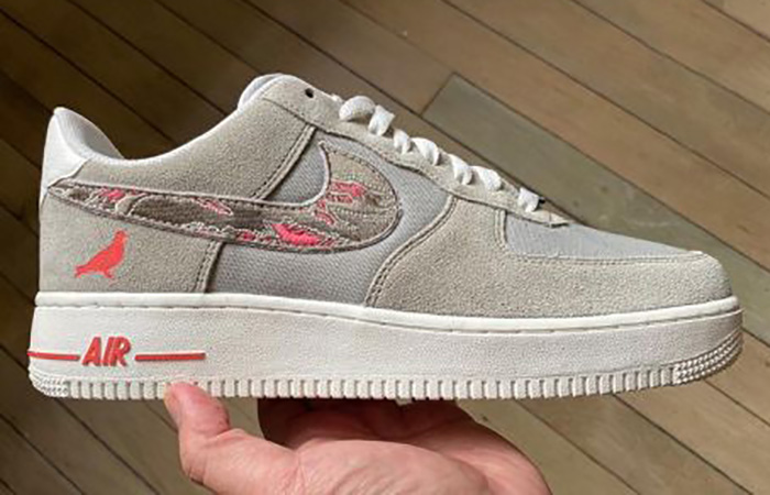 jeffstaple and SBTG Collaborating With Nike For The New Air Force 1 Pigeon Fury ft