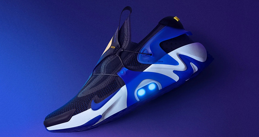 A Brand New Colourway of Nike Adapt Huarache is Coming!!