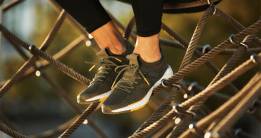 Adidas PulseBoost HD x Monocle The City Run Pack