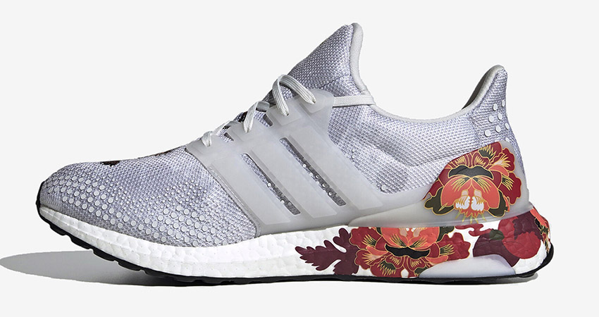 Adidas Ultraboost Capsule Coming With Floral Embroidery! 01