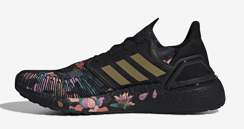 Adidas Ultraboost Capsule Coming With Floral Embroidery! 05