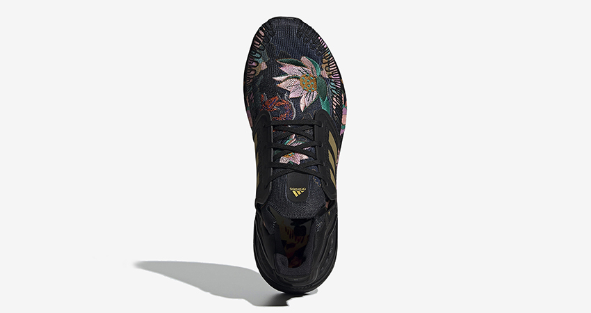 Adidas Ultraboost Capsule Coming With Floral Embroidery! 06