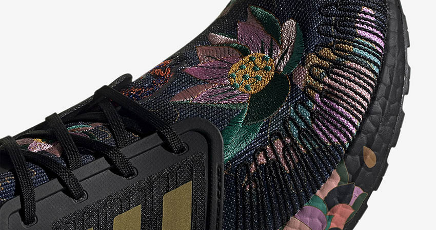 Adidas Ultraboost Capsule Coming With Floral Embroidery! 08