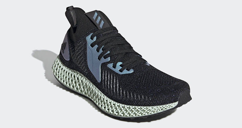 Another adidas AlphaEdge 4D Metallic Silver Black On Its Way 01