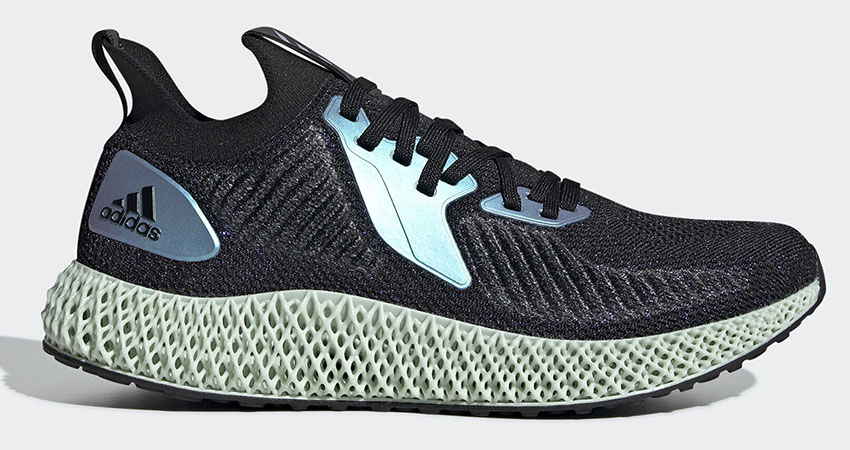 Another adidas AlphaEdge 4D Metallic Silver Black On Its Way 02