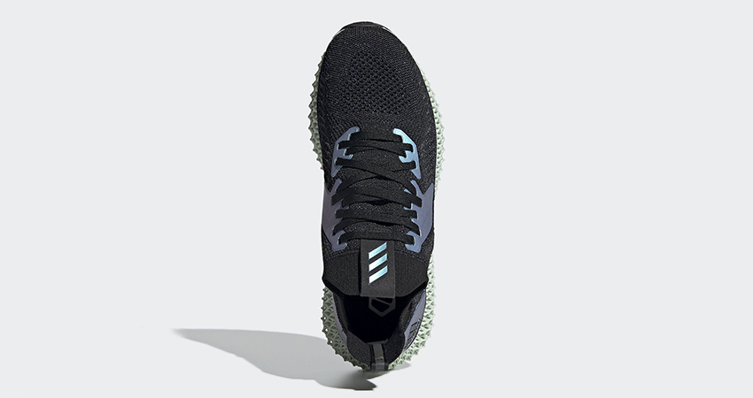 Another adidas AlphaEdge 4D Metallic Silver Black On Its Way 03