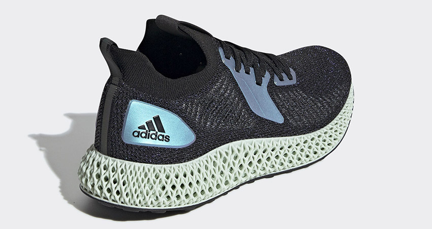 Another adidas AlphaEdge 4D Metallic Silver Black On Its Way 04