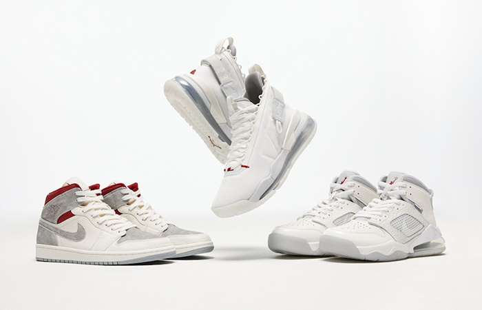 Check out SNEAKERSNSTUFF Upcoming Collaboration with Jordan ft