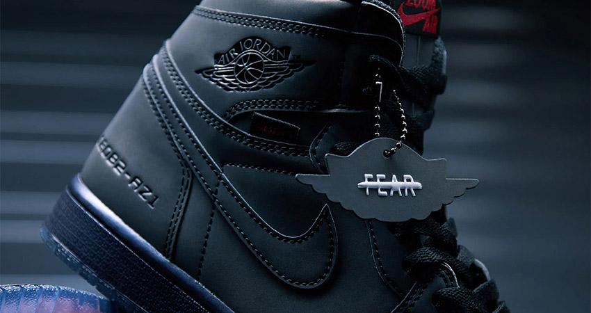 Closer Look At The Air Jordan 1 High Retro OG Zoom Pack 03