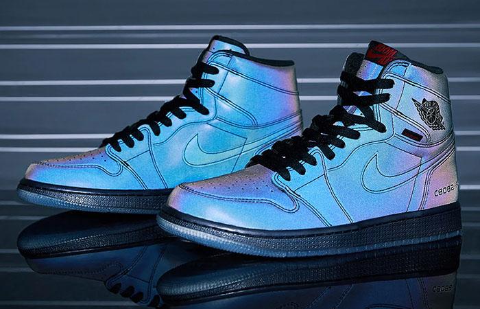 Closer Look At The Air Jordan 1 High Retro OG Zoom Pack ft