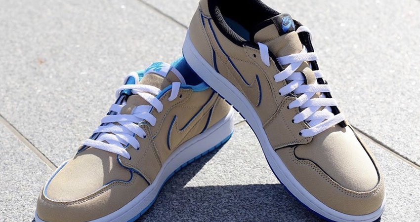 Closer Look At The Nike SB Air Jordan Low Cream Sky 01