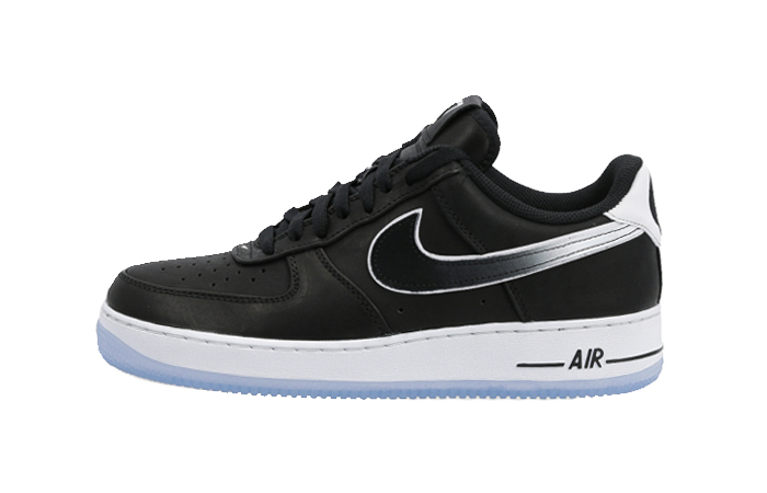 Colin Kaepernick Nike Air Force 1 Black CQ0493-001 01