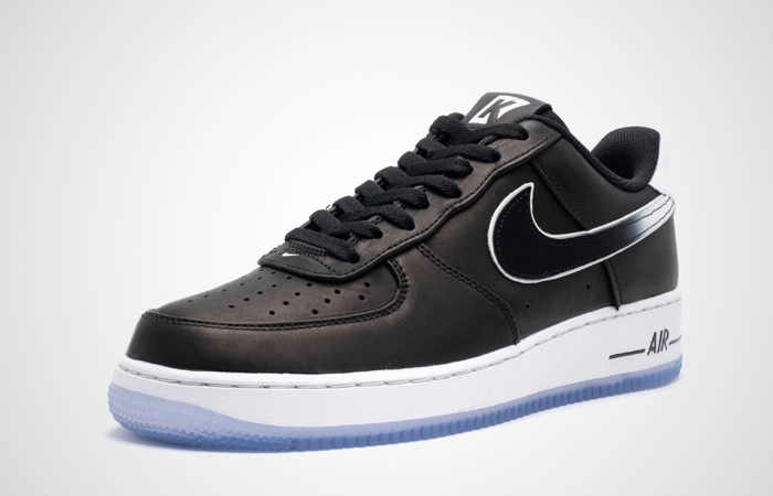 Colin Kaepernick Nike Air Force 1 Black CQ0493-001 02