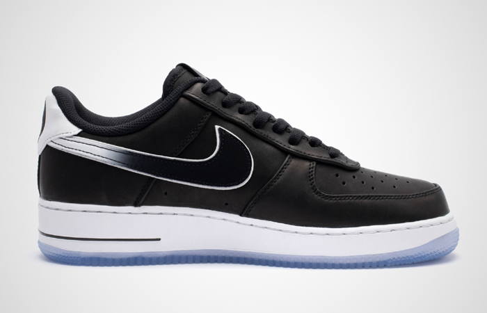 Colin Kaepernick Nike Air Force 1 Black CQ0493-001 03