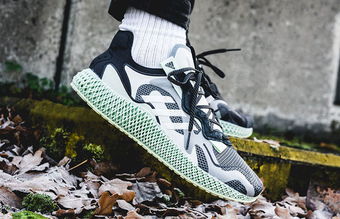 Detailed Look At The adidas Consortium 4D ft
