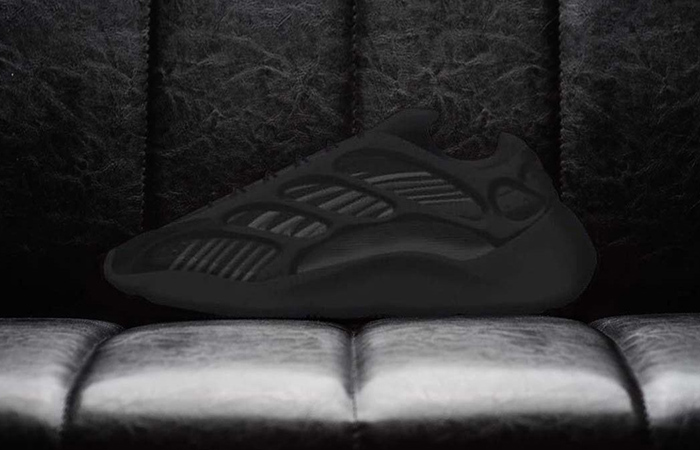 First Look At The Yeezy 700 V3 Core Black ft