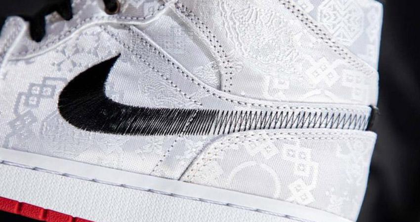 Have A Look At The Upcoming CLOT Air Jordan 1 Fearless 02