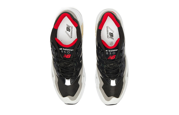 New Balance Black Grey ML850YSB 04