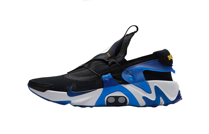 Nike Adapt Huarache Racer Blue CT4089-001 01