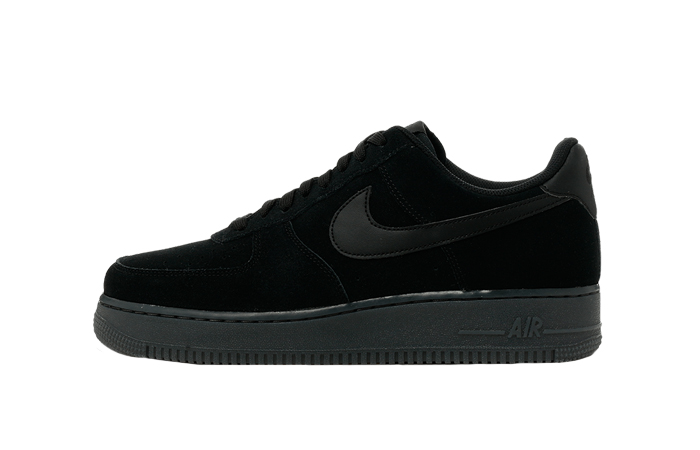 Nike Air Force 1 Low Black BQ4329-002 01