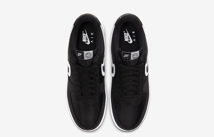 Nike Air Force 1 Low White Black CD0886-001 04